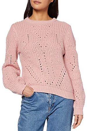 Vila Women's Viwishi Knit O-Neck L/s Top/ki Pullover Sweater