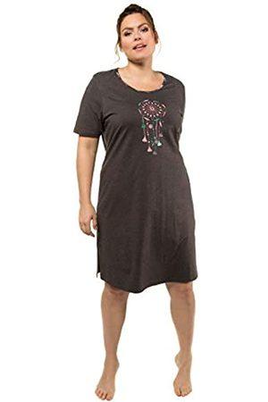 Ulla Popken Women's Big-Shirt 2er Pack, Traumfänger, Große Größen Onesie
