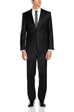 BLUEBLACK Men's Suit