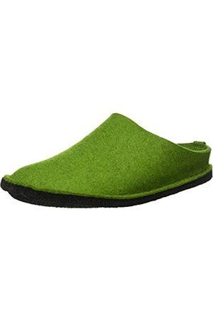 Haflinger Flair-Soft, Unisex - Adult Slippers, (Grasgrün 36)