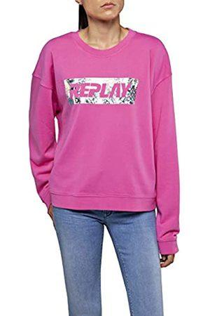 Replay Women's W3225 .000.22390 Sweatshirt