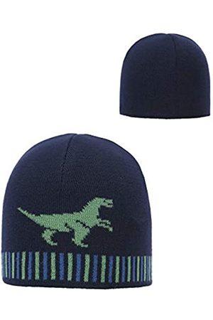 Döll Boy's Topfmütze Zum Wenden Strick Hat|