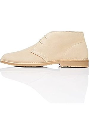 find. Men's Classic Chukka Boots, (Stone)