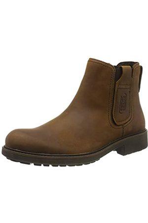 Camel Active Men's 15 Chelsea Boots, (Chestnut 3)