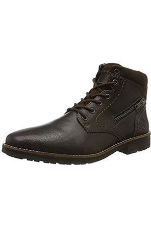 Rieker Men's Herbst/Winter Classic Boots, (Mokka/Moro 26)