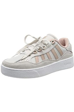 K-Swiss Unisex Adults' SOTO Trainers, ( Sand/Cameo Rose 195)