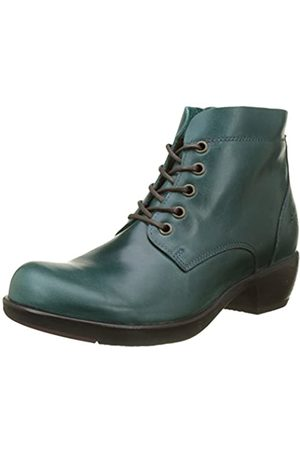 Fly London Women's MESU780FLY Ankle Boots, (Petrol 022)
