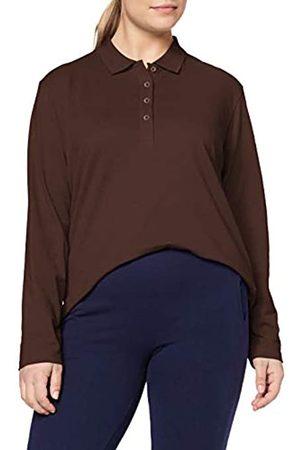 James & Nicholson Women's Ladies´Elastic Polo Long-Sleeved Shirt
