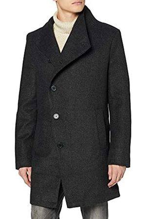 Religion Men's Noirex Trench Coat
