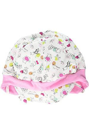 maximo Baby Girls' Schildmütze, Jerseybund Hat