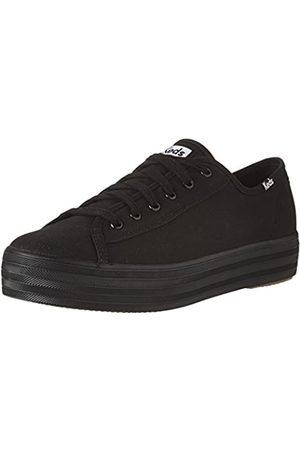 Keds Women's TRIPLE KICK CANVAS Sneaker, /