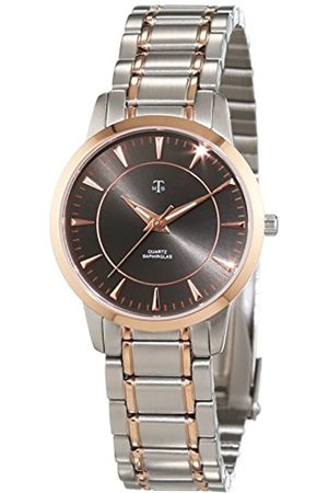 MTS Women's Quartz Watch Analogue Display and Stainless Steel Strap 3039.43.95