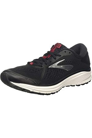 Brooks Women's Aduro 6 Running Shoes, (Ebony/Pale Peach/ 008)