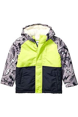 Spotted Zebra Warm Puffer Coat Down Alternative Jacket