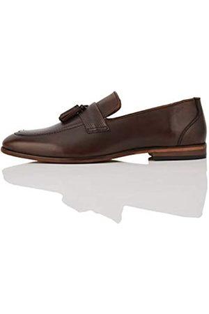 find. Amazon Brand - Men's Loafer, Braun (Chocolate)