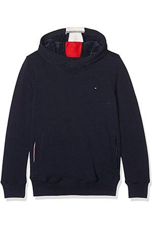 Tommy Hilfiger Boy's Flag Applique Hd Hwk L/S Sweatshirt
