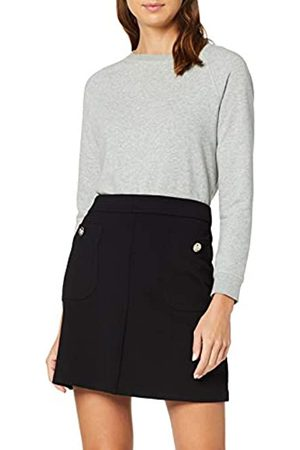 Dorothy Perkins Women's Btn Pocket Min Skirt