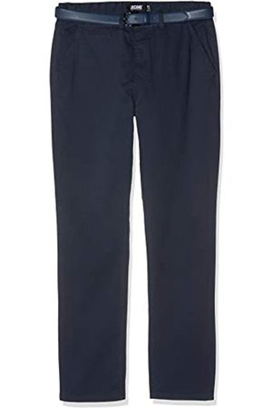 "Jacamo Men's Smart Belted Chino 31"" Regular Trousers"