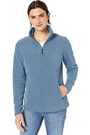 Amazon Essentials Quarter-zip Polar Fleece Jacket Heather