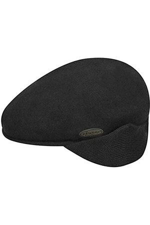 Kangol Wool 504 Earlap Flat Cap