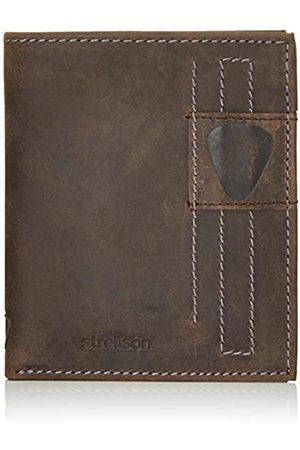 Strellson Men's Richmond BillFold V12 Wallets brun (dark 702)