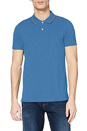 Tommy Hilfiger Men's Heather Tipped Slim Polo Shirt