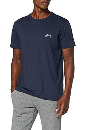 BOSS Men's Tee Curved T-Shirt