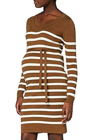 Mamalicious Women's Mlnewanga Nell L/S Knit Dress 2F