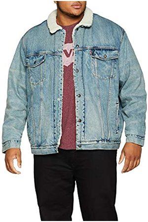 Levi's Big and Tall Men's Type 3 Bt Denim Jacket