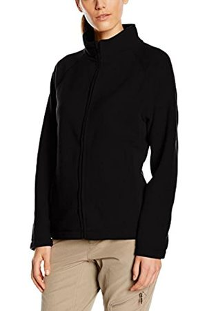 Fruit of the Loom Women's Zip front Fleece