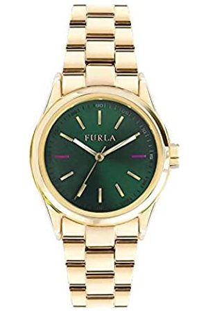 Furla Womens Analogue Quartz Watch with Stainless Steel Strap R4253101502