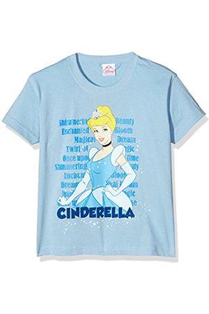 Disney Girl's Princess Cinderella Words T-Shirt