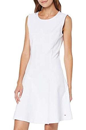 Tommy Hilfiger Women's THDW Knit CN Dress S/L 17