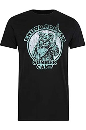 STAR WARS Men's Endor Summer Camp T-Shirt