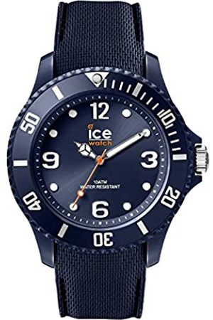 Ice-Watch ICE sixty nine Dark - Men's (Unisex) wristwatch with silicon strap - 007278 (Medium)