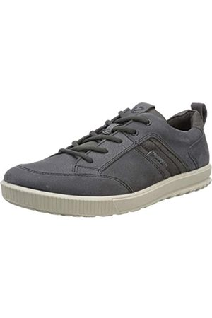 Ecco Men's Ennio Low-Top Sneakers, (Moonless 2532)