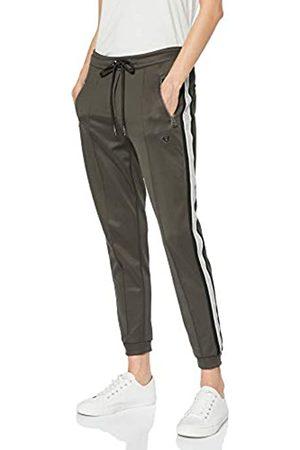 True Religion Women's Contrast Stripe Pant Sports
