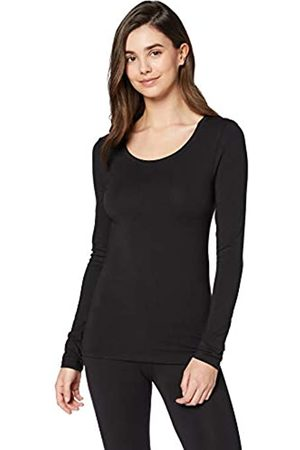 Iris & Lilly Women's Long Sleeve Top in Lightweight Thermal