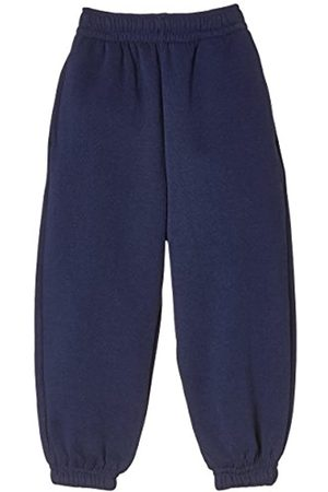 Trutex Unisex Jogging Pants, (Navy)