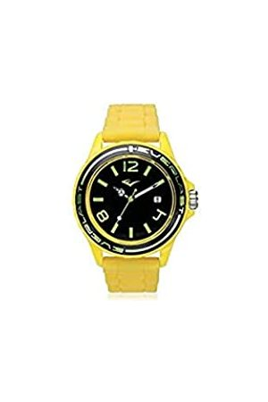 Everlast Unisex Adult Analogue Quartz Watch with Silicone Strap EVER33-214-006