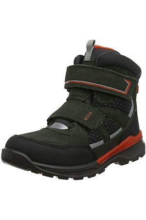 Ecco Unisex Kids' Urban Hiker Classic Boots, ( /Deep Forest 51645)