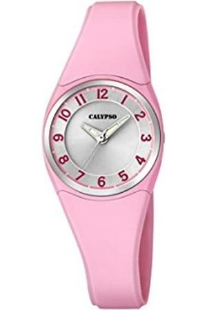 Calypso Unisex-Adult Analogue Classic Quartz Watch with Plastic Strap K5726/2