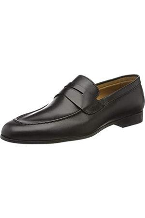 Lottusse Men's L6974 Loafers, (Ebony Negro Ebony Negro)