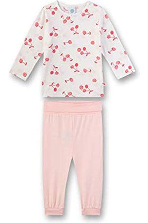 Sanetta Baby Girls' Pyjama Lang Set, ( 1427)