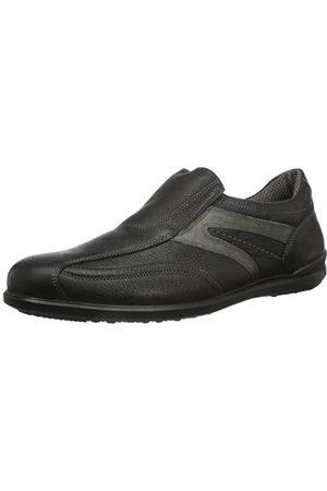 Jomos Men's Primera Loafers, - Schwarz (schwarz/asphalt)