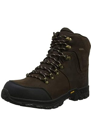 Aigle Men's Diserre Hunting Shoes, (Darkbrown 001)