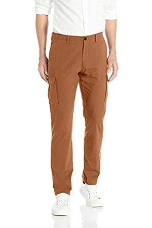 Goodthreads Men's Slim-fit Ripstop Cargo Trouser, Beige (Khaki Kha)