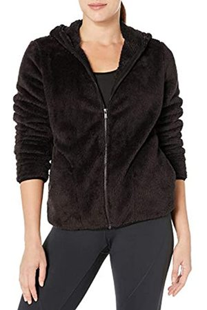 CORE Cozy Teddy Bear Fleece Yoga Full-zip Hoodie Jacket