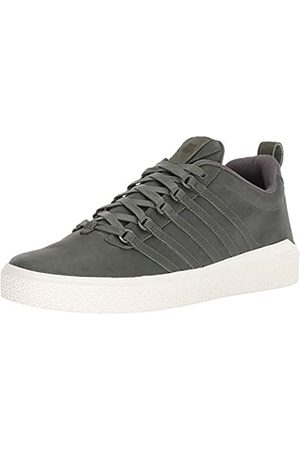 K-Swiss Men's Donovan P Low-Top Slippers, (Agave /Charcoal 385)