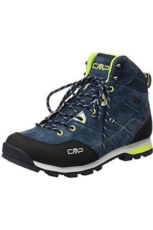 CMP - F.lli Campagnolo Men's Alcor Mid Trekking Shoes Wp High Rise Hiking Boots, (Cosmo N985)